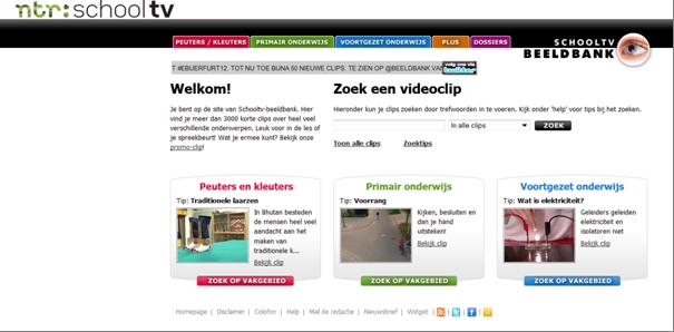 schooltv.nl - ieder kind een talent